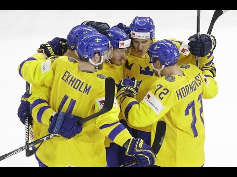 Sweden Defeats Swiss in Shootout, My Take