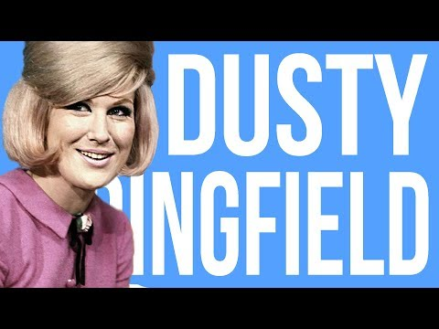 Dusty Springfield Was Not Allowed To Perform With Aretha Franklin?10Facts About Dusty Springfield
