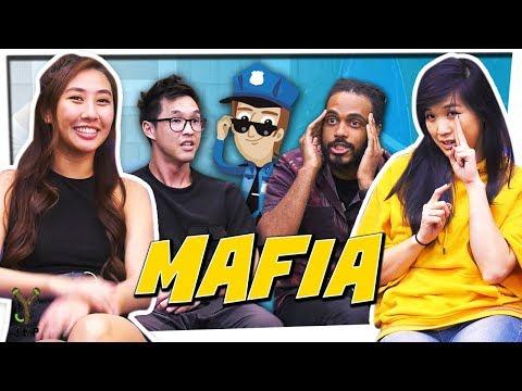 MAFIA PARTY GAME ft. Wong Fu vs JK
