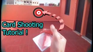 Shoot throw cards like Hisoka Gambit Twisted fate  شرح رمي أوراق اللعب
