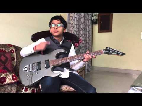 baatein tu kabhi na song guitar cover by Rio