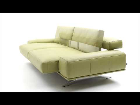 ewald schillig brand sofa shine mit funktion sitzvorzug youtube. Black Bedroom Furniture Sets. Home Design Ideas