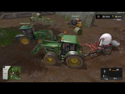 Coldborough Animal Farm Episode 14 - Farming Simulator 17