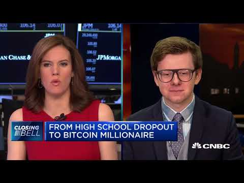 From High School Dropout To Bitcoin Millionaire   CNBC