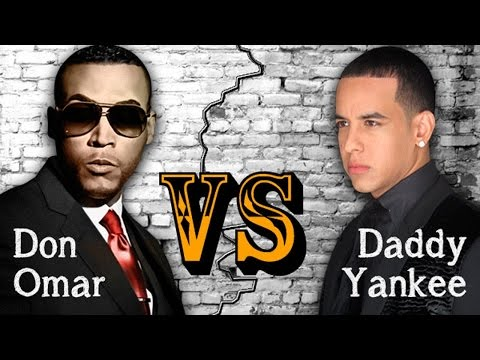 Don Omar vs Daddy Yankee Super Exitos Mix