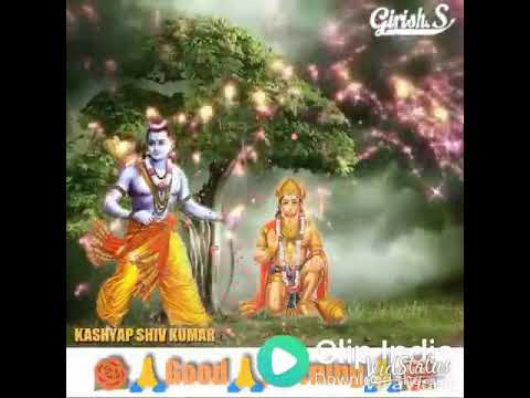 Morning bhajan bajrangbli   What's app video