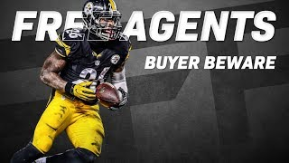 Buyer Beware on These NFL Free Agents | PFF