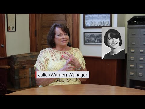 Julie Wanager -- Can Central High School Save America? Bonus Feature.