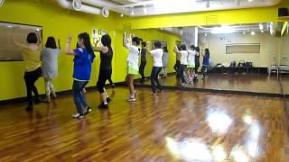 Boogie Bang Bang (by Eun Mi ) - Line dance (Beginner Level)