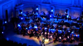 JAY-Z PERFORMING GLORY (ft. B.I.C.) LIVE AT CARNEGIE HALL
