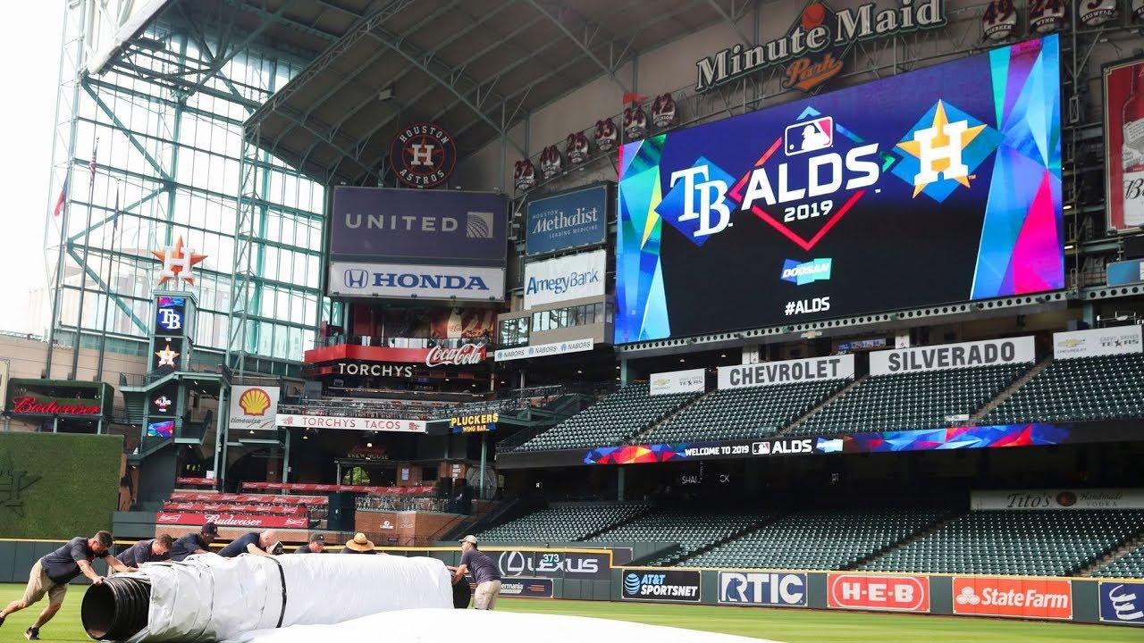 Rays VS Astros ALDS Game 2 | 2...