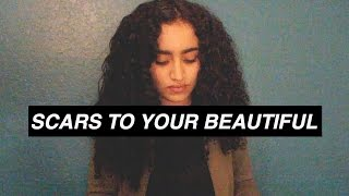 Alessia Cara - Scars To Your Beautiful (Cover)