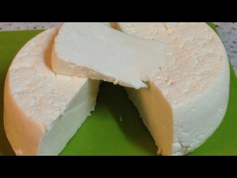 Сыр домашний  на ферменте Meito (пепсине).Очень вкусный сыр из молока.