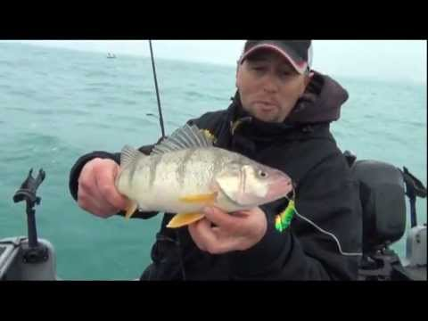 Indiana Perch Fishing December