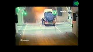Quarks & Co - Was tun bei einem Tunnelbrand? - FOGTEC Brandschutz