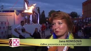 Plzeň v kostce (15.8.-21.8.2016)