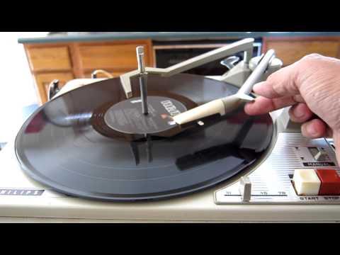 Philips Turntable 33 LP