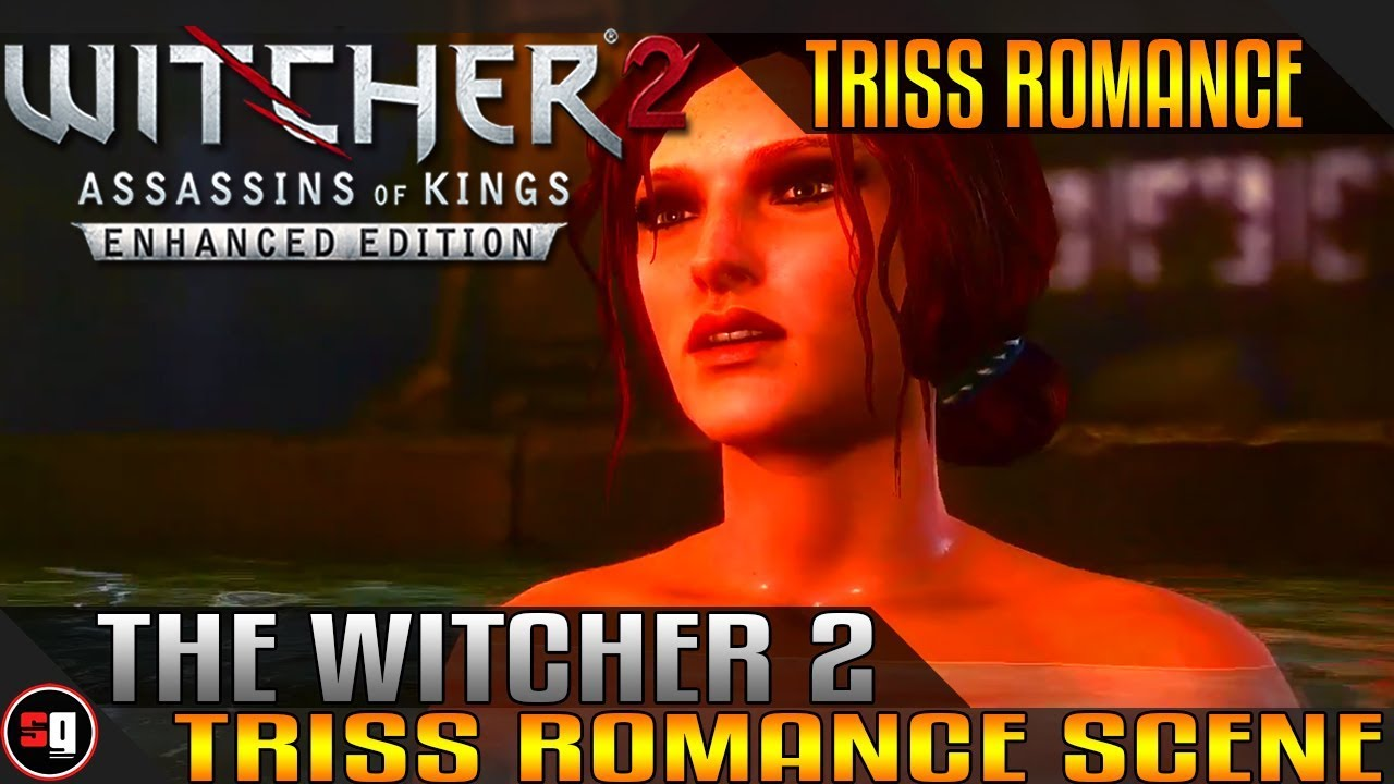 The Witcher 2: Assassins of Kings - Triss Romance #1