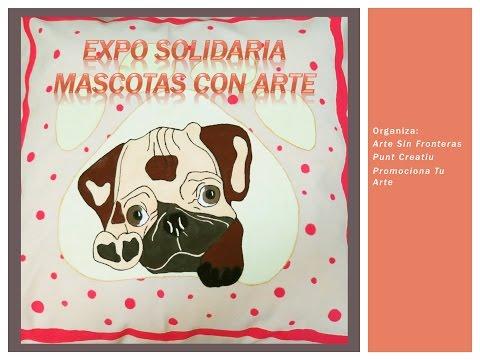 ALBUM I EXPO SOLIDARIA MASCOTAS CON ARTE EN PUNT CREATIU
