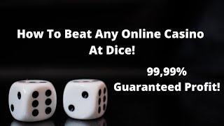 Highly Profitable Dice Strategy. 99,99% Win Rate  Best Dice Strategy. screenshot 5