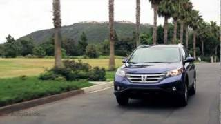 2012 Honda CR-V Review - New CR-V proves Honda's still got it, for now