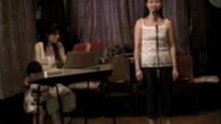 平原綾香さんの明日をmoonstonesが演奏します。