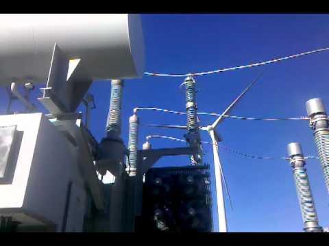 Windfarm Substation