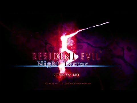Resident Evil 5 - Night Terror MOD - PC