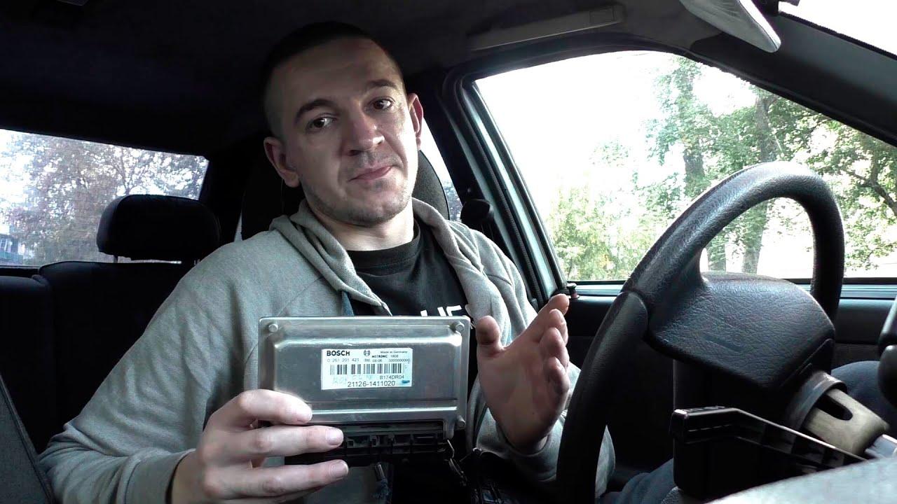 Установка кондиционера в ВАЗ 2110 от Приоры своими руками - YouTube