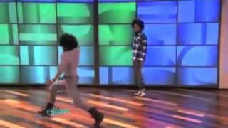Les Twins on Ellen Show Part 2