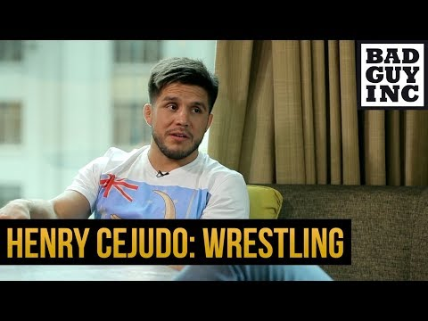 Henry Cejudo talks Ben Askren, amateur wrestling and the transition to mixed martial arts.