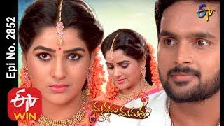 Baixar Manasu Mamata | 10th March 2020  | Full Episode No 2852 | ETV Telugu