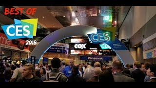 Best TVs of CES 2018 with Joelster