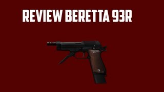 Combat Arms Brasil - Review Beretta 93R