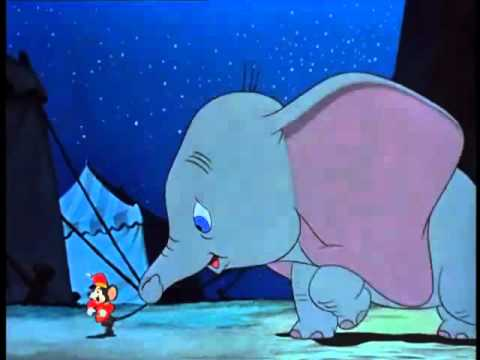 Dumbo meets Timothy Mouse