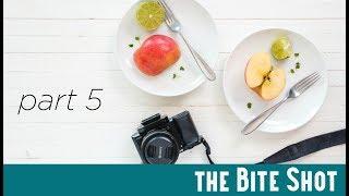 Ручна зйомка: основи фуд фотографії (Частина 5)