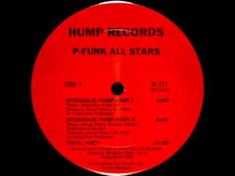 P-Funk All Stars - Hydraulic Pump - 12'' 1983