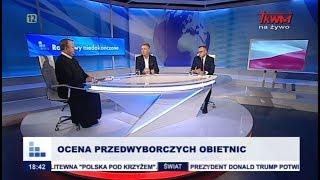 Rozmowy niedokończone: Ocena przedwyborczych obietnic cz.I