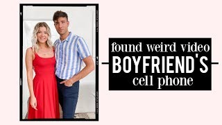 Found Weird Video on Boyfriend's Phone w/ Daniel Preda | DBM #85
