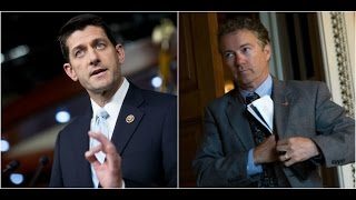 Rand Paul: Speaker Paul Ryan is Tricking President Donald Trump on The New Healthcare Bill!!!(Paul accused Ryan of misleading President Donald Trump on the process and the level of support in the House for the bill that House GOP leadership. Source: ..., 2017-03-09T22:49:19.000Z)