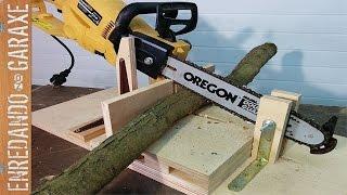 Guía para cortar ramas con la motosierra