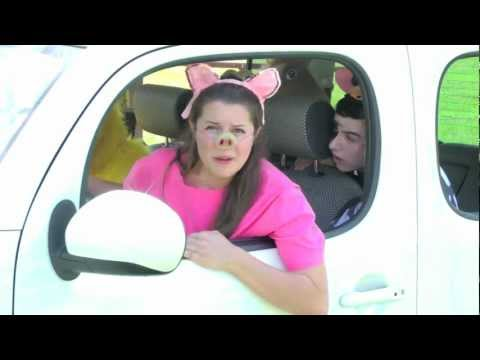 CHS State Farm Animal's Commercial for Celebrate My Drive!