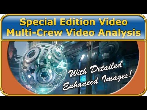 Analysis of the GamesCom Multi-Crew Video