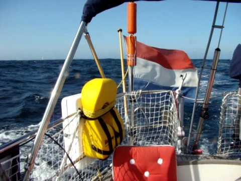 Bay of Biscay crossing - day one