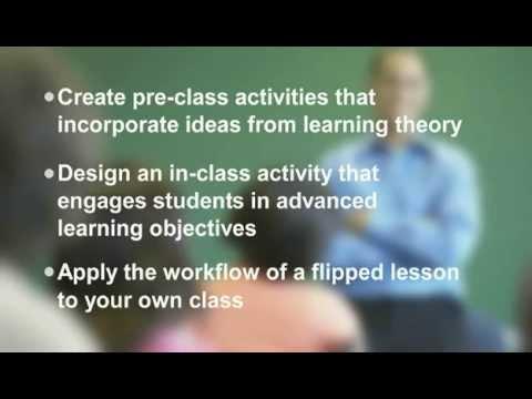 Best Practices in Flipped Class Design - Magna Online Seminar