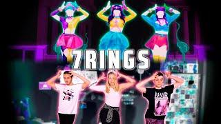 Baixar Just Dance 2020 7 RINGS Ariana Grande   Full gameplay