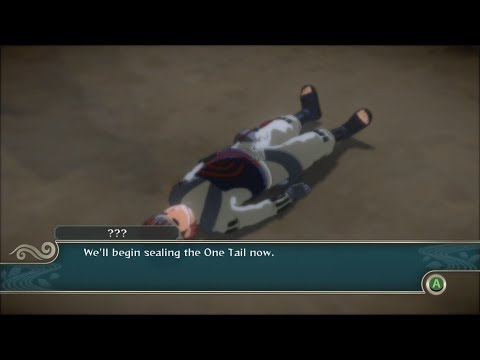 Naruto Ninja Storm 2 Trilogy PC MOD Walkthrough Part 3 60 FPS - Akatsuki Extracts Gaara's Tail Beast