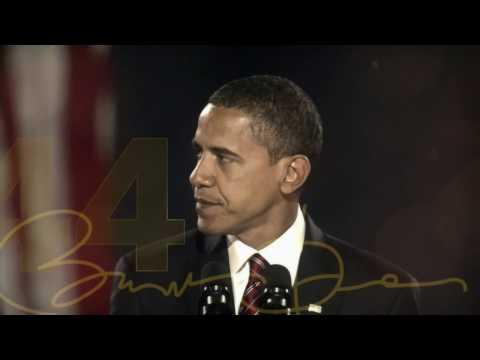 "CNN International: ""Legacy of Barack Obama"" promo"