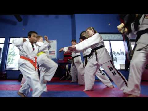 Amazing Multi Block Kicks B H Martial Arts Yorkville Illinois