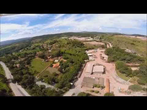 Mineração Turmalina - Em Conceição Do Pará Pitangui Minas Gerais